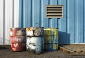 Solvent Waste Disposal Newcastle