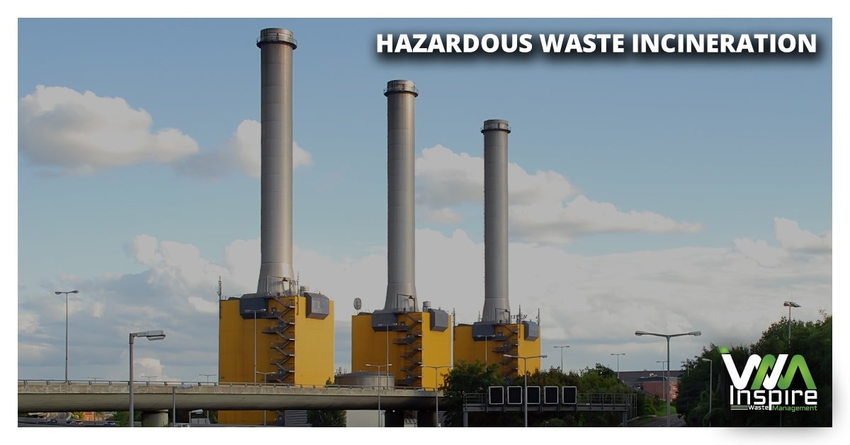 hazardous waste incineration plant