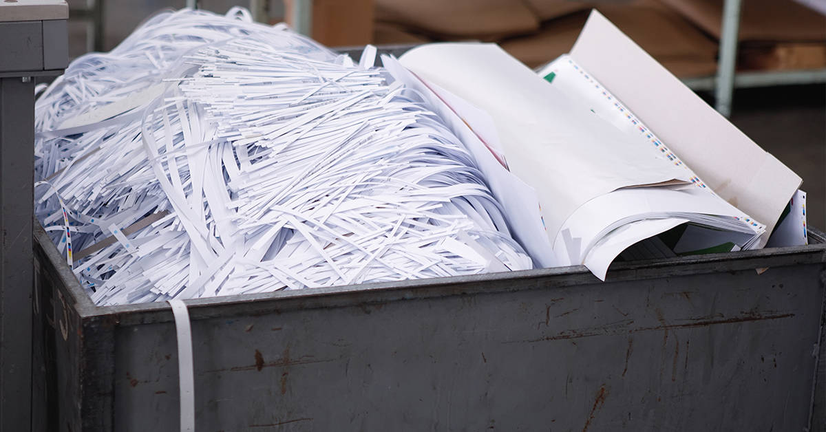 Confidential Waste Disposal Services
